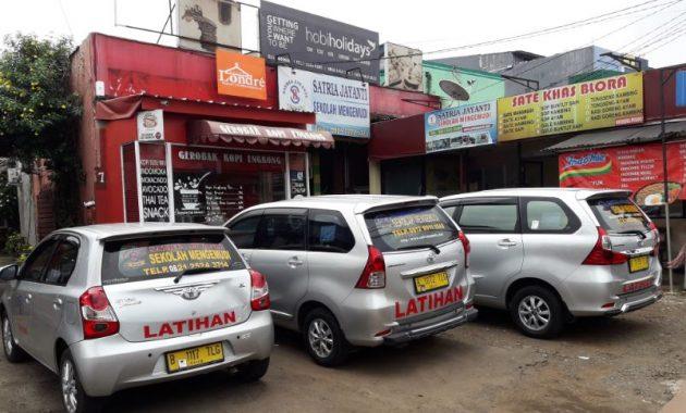 Cara Les Mobil di Pademangan, DKI Jakarta